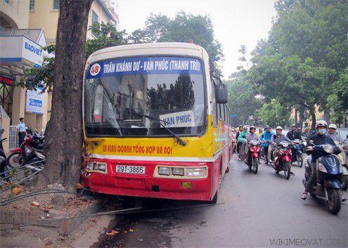 Lộ trình tuyến xe buýt số 48: Trần Khánh Dư – Vạn Phúc (Thanh Trì)