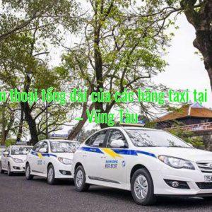 Số điện thoại tổng đài của các hãng taxi tại Bà Rịa – Vũng Tàu