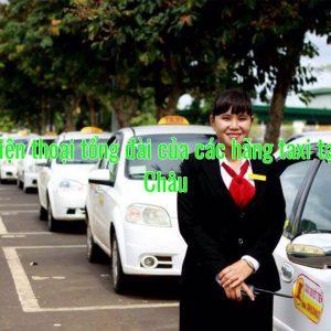 Số điện thoại tổng đài của các hãng taxi tại Lai Châu