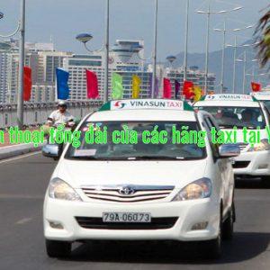 Số điện thoại tổng đài của các hãng taxi tại Yên Bái